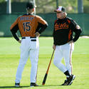 Jim Presley, Buck Showalter