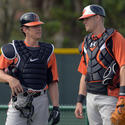 Taylor Teagarden, Matt Wieters