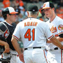 Steve Johnson, Rick Adair, Taylor Teagarden