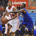 Patterson vs. Woodlawn boys basketball