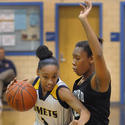 Catonsville vs. Milford Mill girls basketball