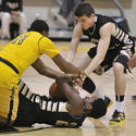 St. Frances vs. Mount St. Joseph in boys basketball