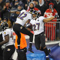 Jacoby Jones, Ray Rice