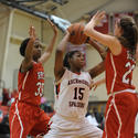 Roland Park vs. Archbishop Spalding in girls basketball
