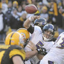 Joe Flacco, LaMarr Woodley