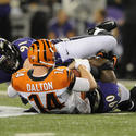Courtney Upshaw, Pernell McPhee, Andy Dalton