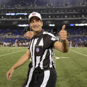 NFL referee Gene Steratore