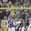 Nov. 29, 2009: Ravens 20, Steelers 17, OT