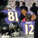 Ray Rice, Jacoby Jones