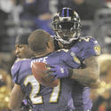 Ray Rice, Willis McGahee