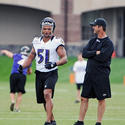 Brendon Ayanbadejo, John Harbaugh
