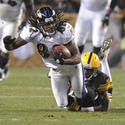 Nov. 6, 2011: Ravens 23, Steelers 20