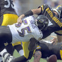 Sept. 11, 2011: Ravens 35, Steelers 7