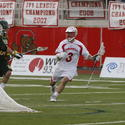 Cornell senior  attackman Rob Pannell (April 26)