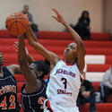 No. 2 McDonogh at No. 3 Spalding girls basketball