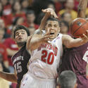 Maryland 95, Colgate 40