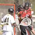 No. 5 Maryland 13, UMBC 7