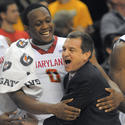 Mark Turgeon, Charles Mitchell