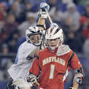 No. 5 Maryland 10, No. 15 Johns Hopkins 9