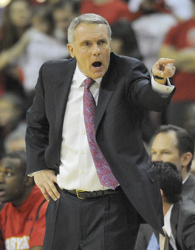 Gary Williams coached his 1,000th career game as the Terps routed N.C. State at Comcast Center.