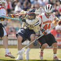 No. 5 Maryland 11, No. 20 Navy 9
