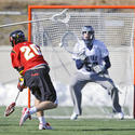 No. 7 Maryland 15, No. 9 Georgetown 13