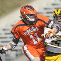 No. 1 Virginia 15, Towson 10