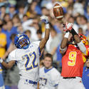 Turkey Bowl: Calvert Hall 21, Loyola 14