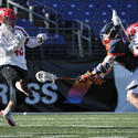 Virginia attackman Steele Stanwick (Loyola High)