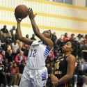 Riverdale Baptist at No. 1 Aberdeen in girls basketball