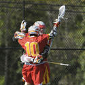 No. 1 Calvert Hall 12, No. 4 Boys' Latin 5