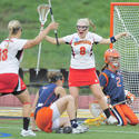 Maryland 14, Syracuse 5