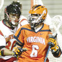 No. 1 Virginia 11, No. 5 Maryland 10
