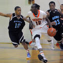 City vs. Digital Harbor in boys basketball