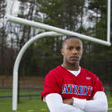Salaman Riddell, Old Mill, linebacker, senior
