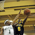 No. 8 Lake Clifton 55, No. 2 Milford Mill 46