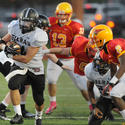 Gilman vs. Calvert Hall football