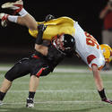 Calvert Hall vs. Archbishop Spalding football