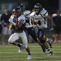 No. 9 Franklin 35, No. 7 Catonsville 30
