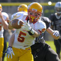 No. 1 Gilman 28, No. 2 Calvert Hall 21