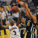 McDonogh vs. St. Frances girls basketball
