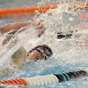 MIAA swimming championships at McDonogh