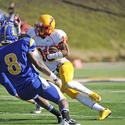 2011: No. 2 Calvert Hall 34, Loyola 17