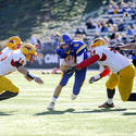 Turkey Bowl: Calvert Hall 34, Loyola 17