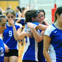Sparrows Point vs. Smithsburg volleyball