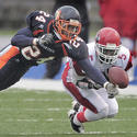 Morgan State safety Gary Albury