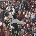 Darrius Heyward-Bey catches a touchdown