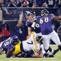 Suggs sacks Roethlisberger