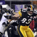 Ed Reed, Heath Miller