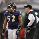 Ray Lewis, Rex Ryan